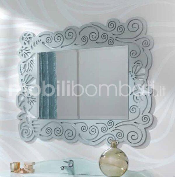 Specchio in Listellare