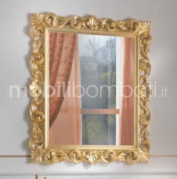 Specchio Barocco Oro