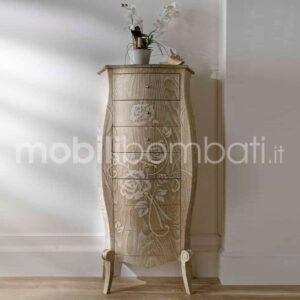 Cassettiera Stile Barocco