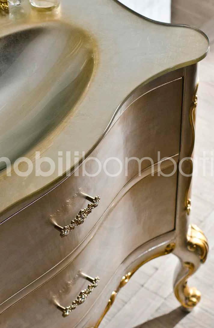 Mobile Bagno Stile Barocchetto