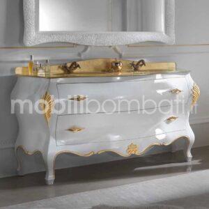 Mobile Barocco per Bagno