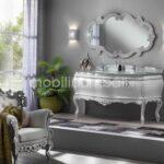 Mobile Stile Barocco Bagno
