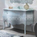 Mobile Bagno in stile barocco
