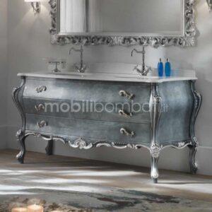 Mobile Barocco Doppio Lavabo
