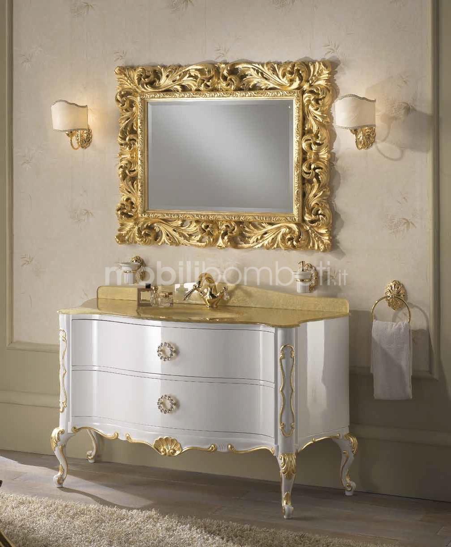 Stile barocco mobili bombati gli originali su - Stile barocco mobili ...