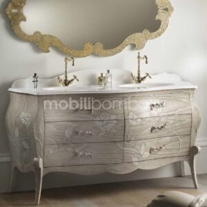 Mobile Bagno lavabo doppio