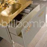 Mobile Bagno Specchiera Incorporata