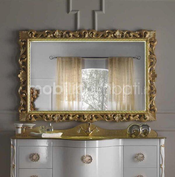 Specchio Barocco con Led