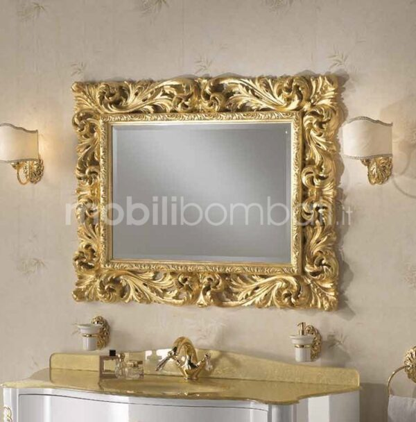 Stile Barocco Specchiera