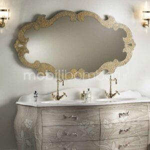 Specchio Moderno Cristallo Fuso