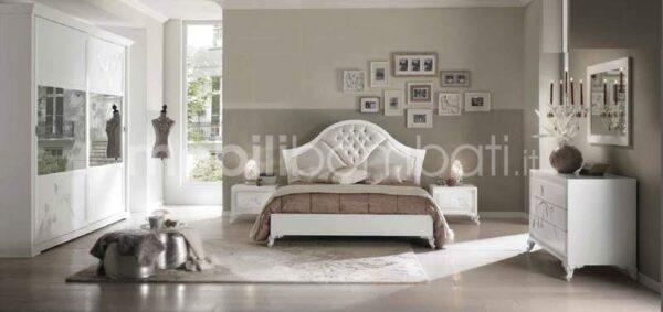 Camera da letto Barocca