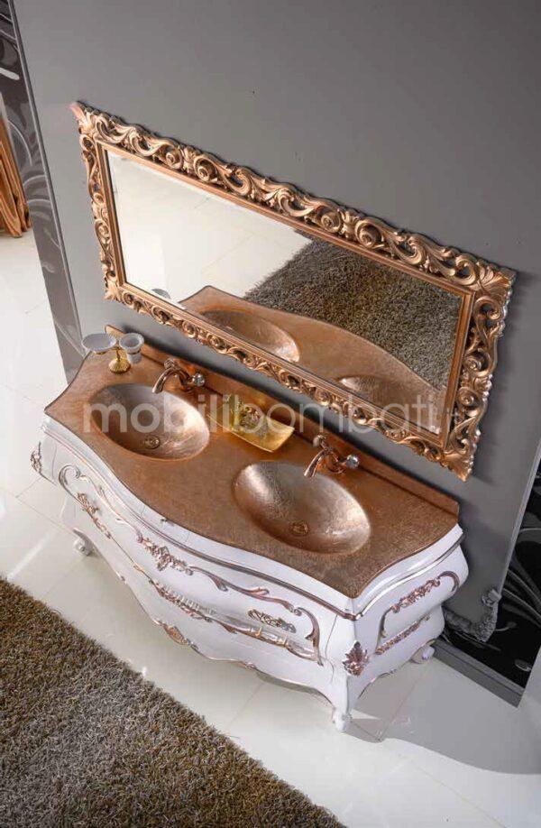 Mobile da Bagno Stile Barocco