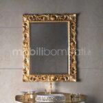 Specchio Veneziano intagliato Oro