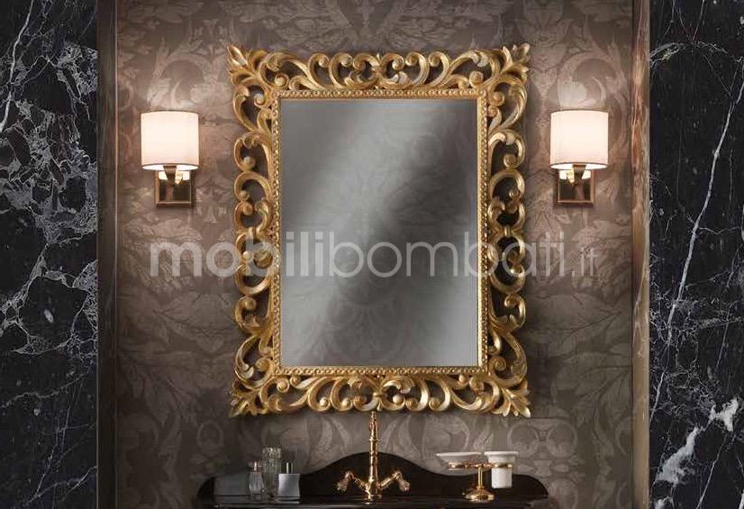 Specchio da bagno Barocco