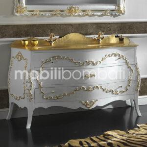 Lavandino Mobile Bagno Barocco