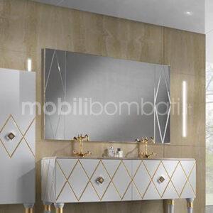 Specchio in Stile Art Deco
