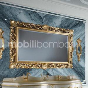 Specchiera in Barocco