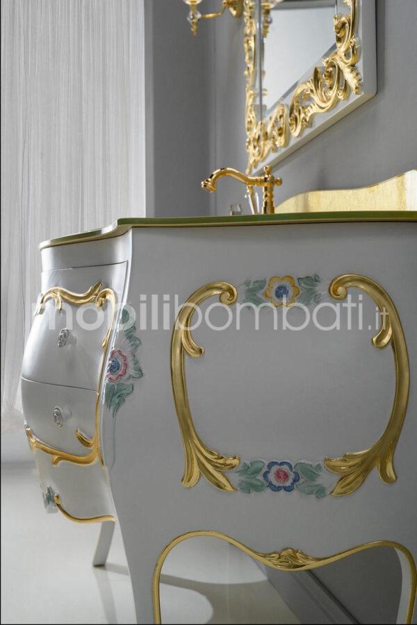 Arredamento bagno stile barocco