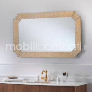 Specchio Barocco in Graniglia
