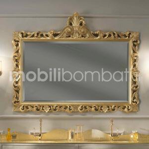 Specchio con Cimasa